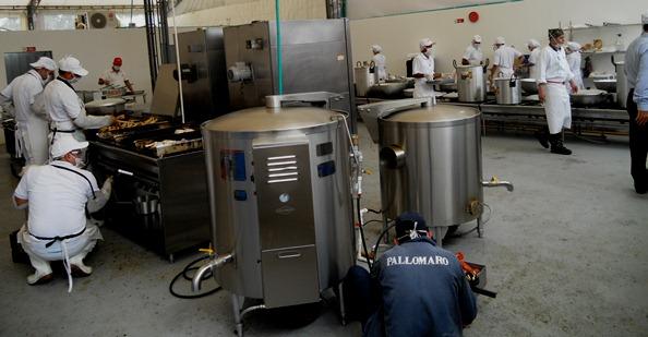mantenimiento preventivo cocinas industriales