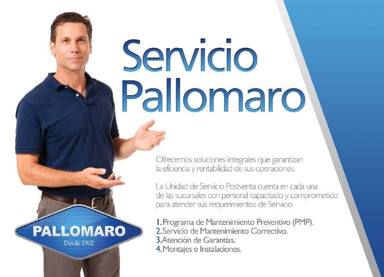 servicio pallomaro