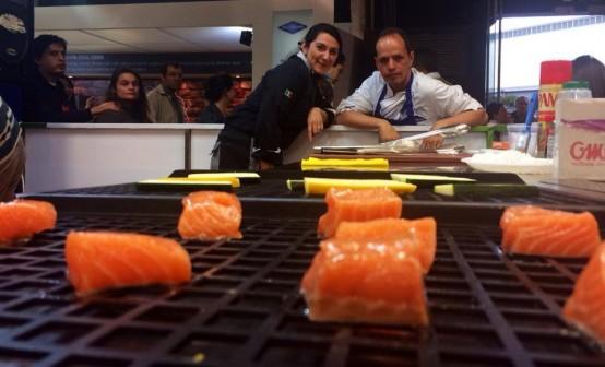 La Chef Aglae y los beneficios del horno ChefTop de Unox