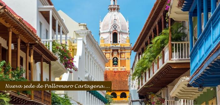 Sucursal Pallomaro Cartagena ahora en Mamonal