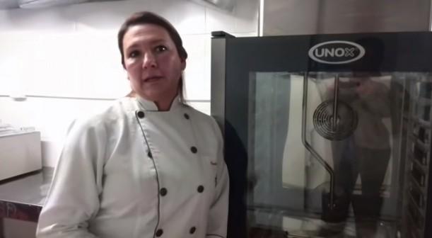 Horno combinado en el Club Colombia de Pasto