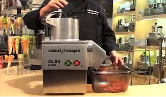 Procesador de vegetales RobotCoupe CL50 Ultra