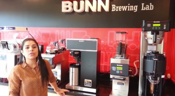 Cafetera por goteo Bunnomatic: ¿cómo se utiliza?