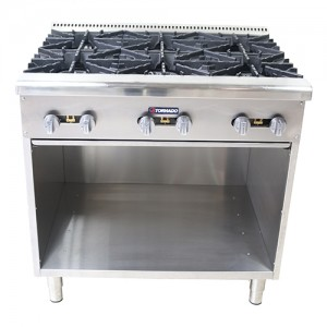 Estufacrm pallomaro valoramos la alimentaci n for Parrilla cocina industrial