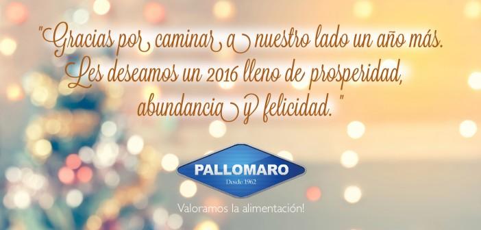 Feliz Navidad y feliz 2016!