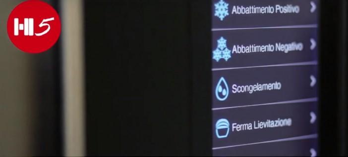 Abatidor HI5 de Friulinox, el futuro en 5 movidas