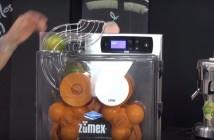 exprimidor de naranja zumex