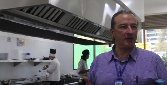 Caso de éxito: las cocinas del Centro de Educación Cafam