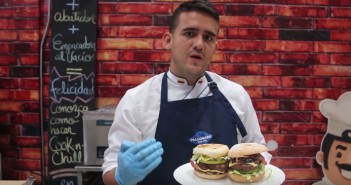 hamburguesas gourmet con tecnologia cook and chill