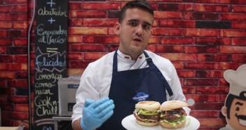 hamburguesas gourmet con tecnologia cook and chill