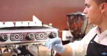 taller de cafe espresso maquina espresso