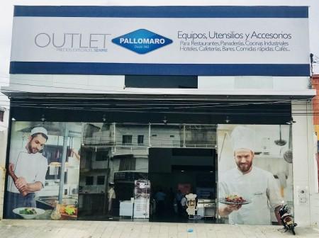 Outlet Pallomaro Bucaramanga fachada