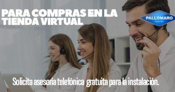Solicita asesoría técnica telefónica