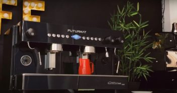 maquina espresso de lujo