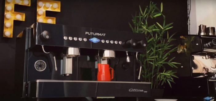 Máquina espresso Futurmat Ottima Evo